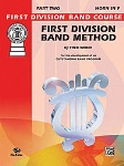 First Division Band Method Bk2 F Horn
