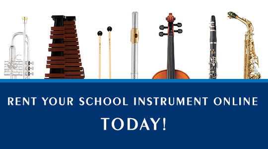School Instrument Rental