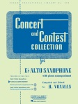 Concert & Contest Collection Piano Accomp