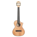 KAASFMTC Kala Tenor Solid Flame Maple Ukulele