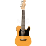 0971653050 Fender Fullerton Tele Uke, Butterscotch Blonde