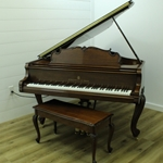 Used Steinway Model M Louis XV W/Player